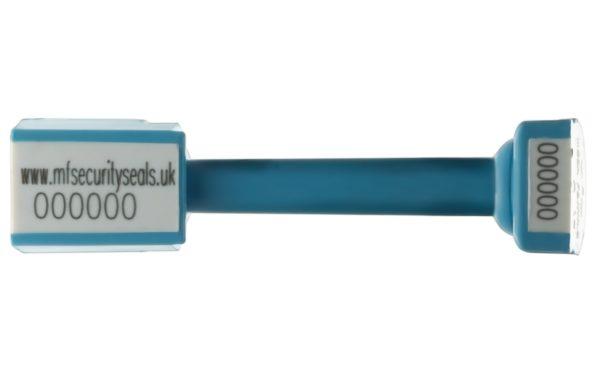 2K Klicker Bolt Seal blue-closed