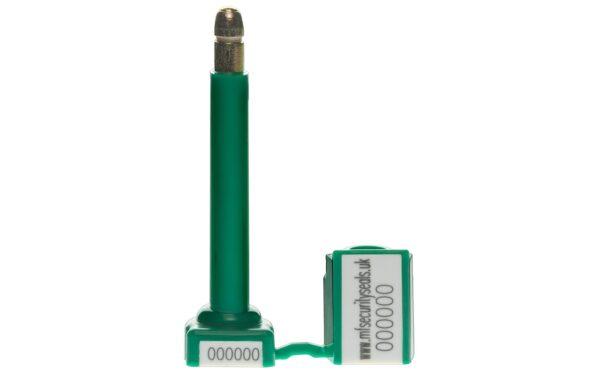 2K Klicker Bolt Seal green-open