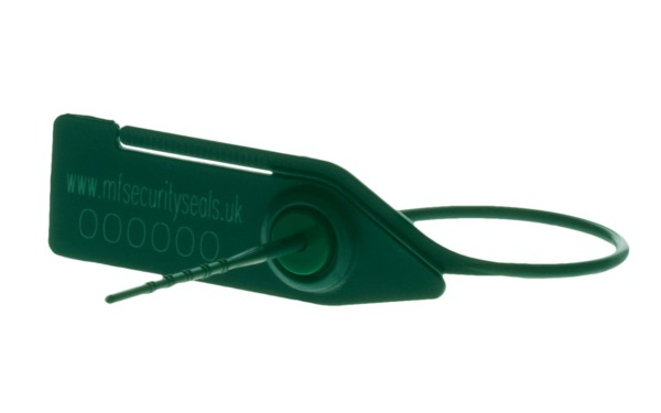 Fast Seal 8inch tear off green-closed