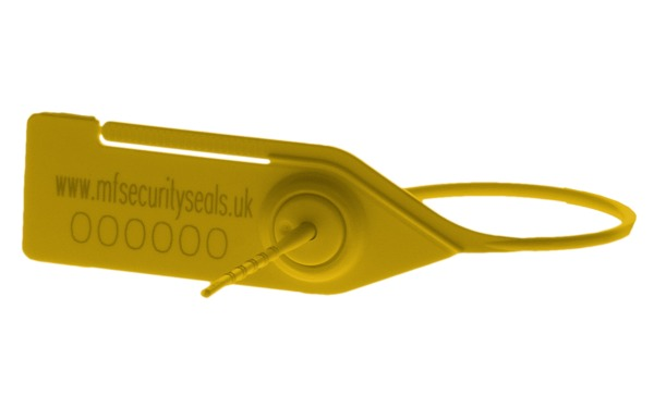 Fast Seal 8inch Tear off yellow-closed