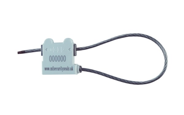 mclz500 cable seal white locked