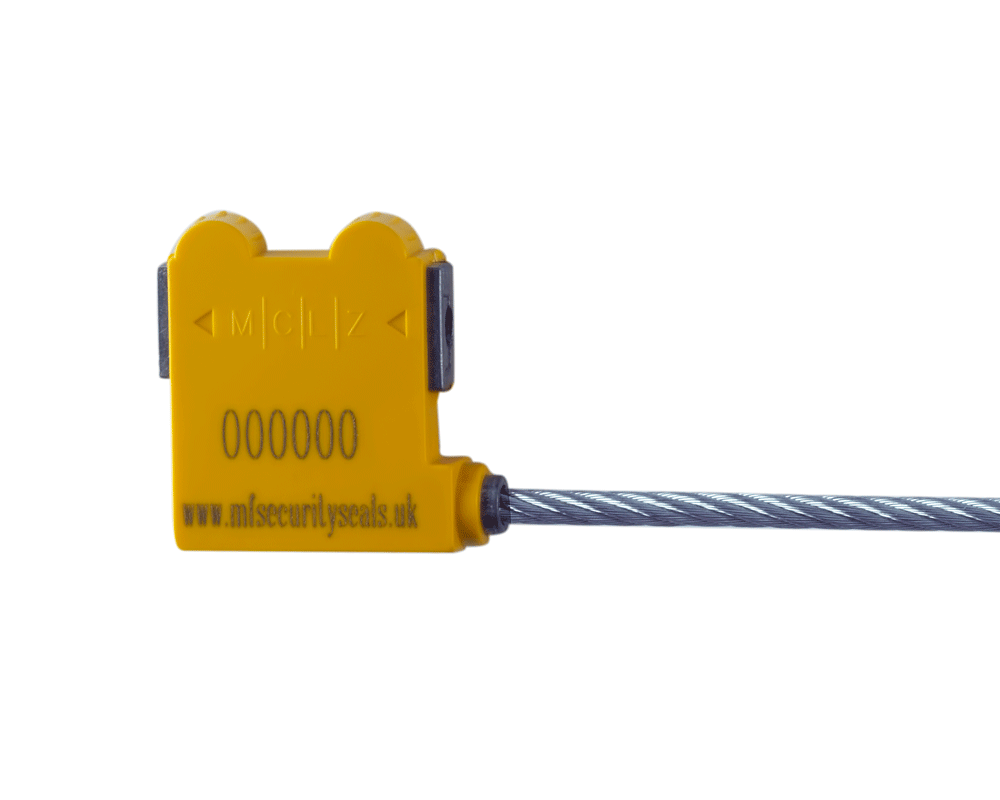 MCLZ 3.5 Cable Seal Yellow