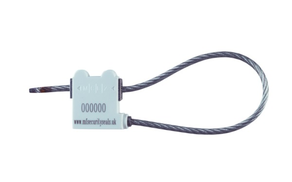 mclz 5mm yellow cable seal locked