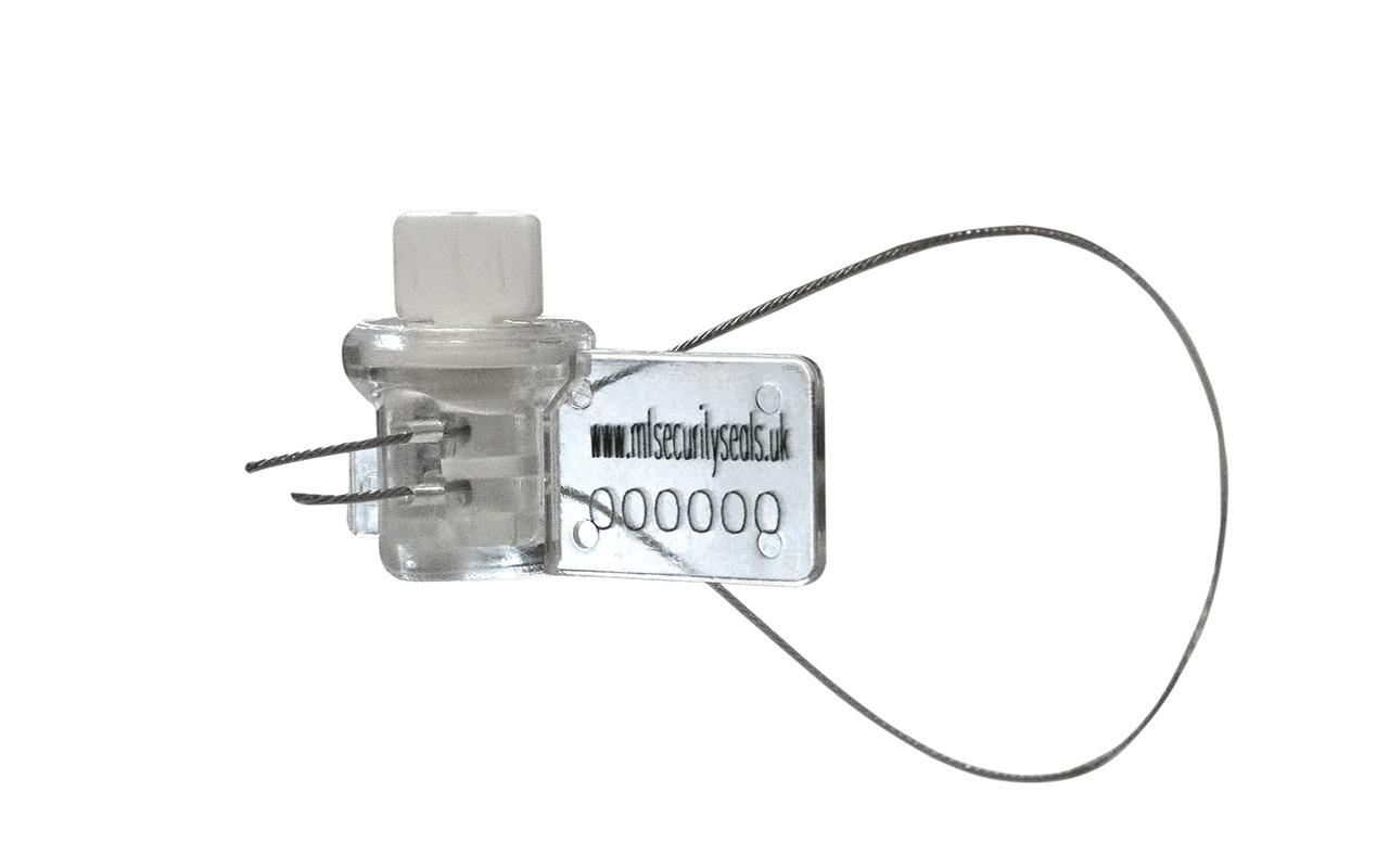 Mega Twister SP, Utility Meter Seal, Water Meter Seal, Electric Meter Seal, Gas Meter Seal